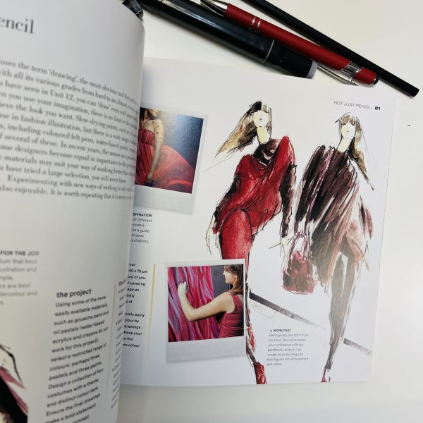 Fashion Design drawing course fvdesign.org