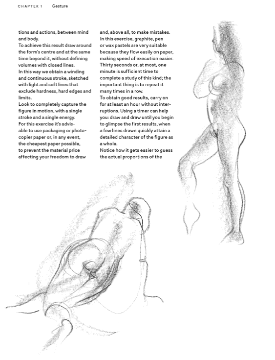 Human Figure Drawing: Drawing Gestures, Pictures and Movements 2nd Edition fvdesign.org