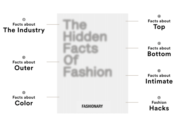 The Hidden Facts of Fashion