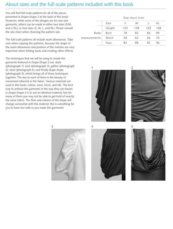 Drape Drape 2 - Hisako Sato fvdesign.org