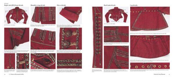 17th-Century Men's Dress Patterns 1600 - 1630 fvdesign.org