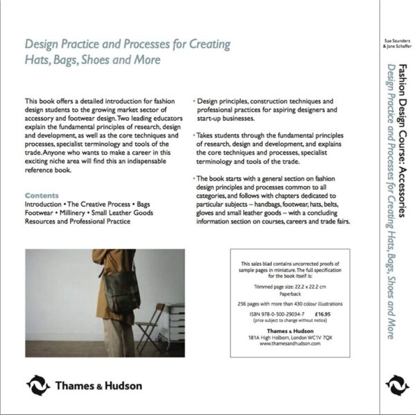 Fashion Design Course Accessories: Design Practice and Processes for Creating Hats, Bags, Shoes and More fvdesign.org