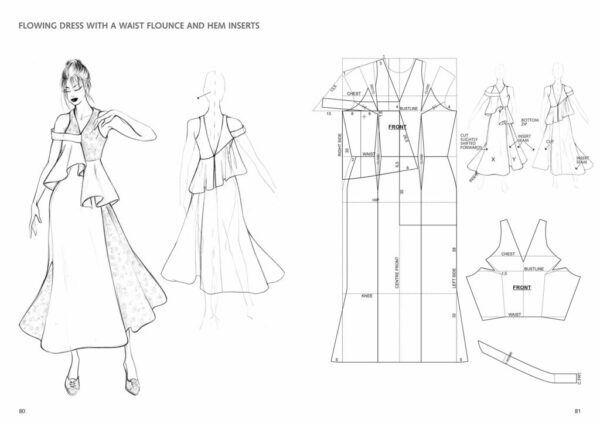 Fashion Patternmaking Techniques - Haute Couture [vol. 2] fvdesign.org