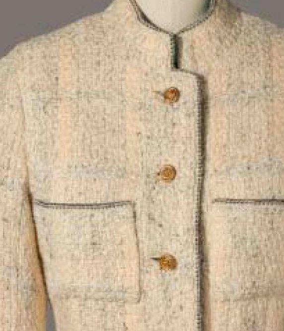 Couture Sewing: The Couture Cardigan Jacket, Sewing secrets from a Chanel Collector