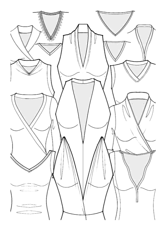 Fashion Details: 4000 Drawings fvdesign.org
