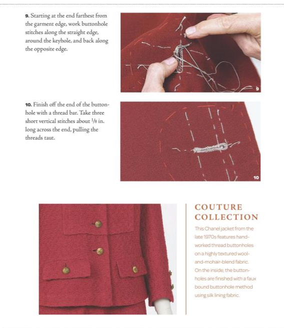 Couture Sewing Tailoring Techniques + DVD fvdesign.org