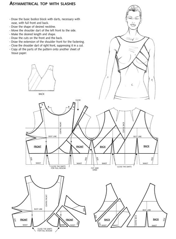 Fashion Patternmaking Techniques Vol. 2: Women/Men. fvdesign.org