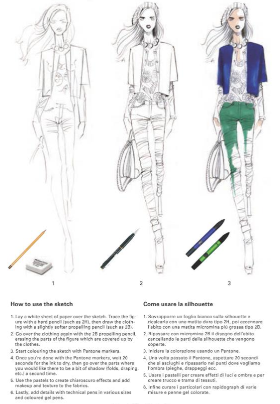 Fashion Sketching: Templates, Poses and Ideas for Fashion Design fvdesign.org