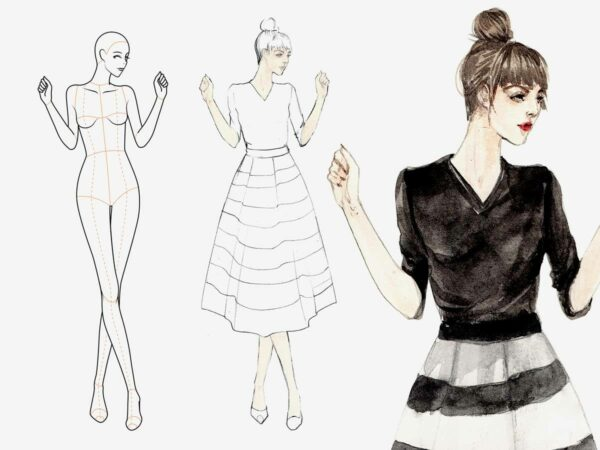 Poses for Fashion Illustration - Womens fvdesign.org