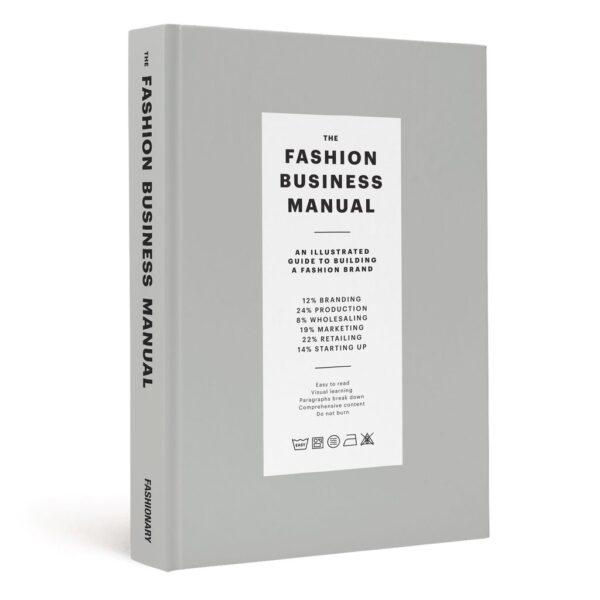 Fashionary The Fashion Business Manual