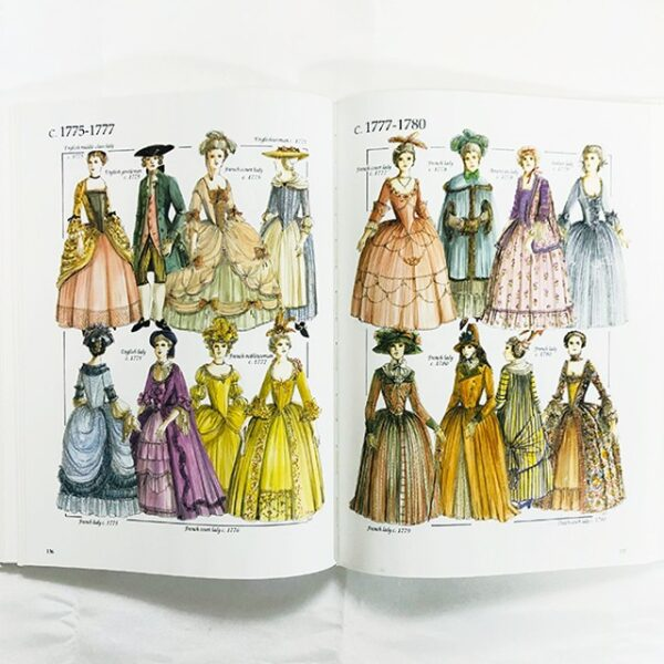 The Chronicle of Western Costume: From the Ancient World to the Late Twentieth Century fvdesign.org