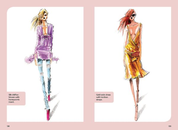 Designing a Fashion Collection: 16 Tutorials Using Manual and Digital Techniques